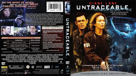 film semi bluray untraceable bluray f movie blu ray scanned covers