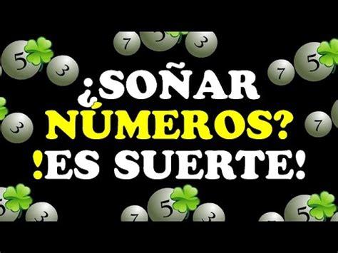 la suerte de los numeros de la suerte en los sue 209 os con san cono loter 237 a youtube