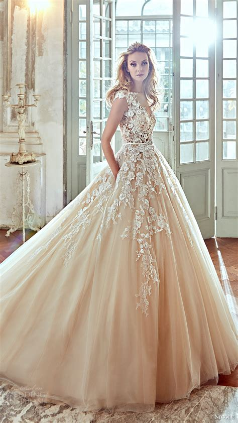 Gowns For Wedding by Popular Wedding Dresses In 2016 Part 1 Gowns A