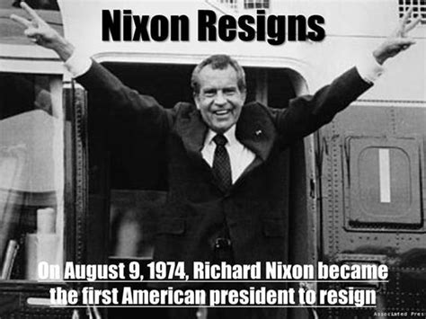 Why Did Richard Nixon Resign The Office Of President by Official I Day E Dition Whistleblower Newswire