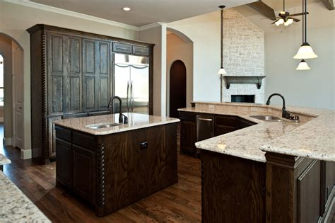 kitchens with bars and islands amazing of perfect kitchen islands with breakfast bar int