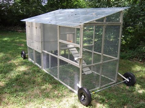 mobile chicken coop best 20 mobile chicken coop ideas on portable