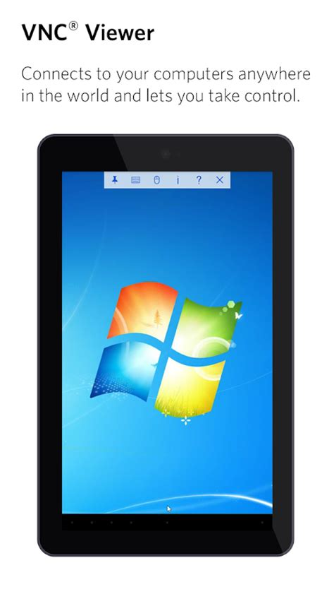 best vnc for windows vnc viewer remote desktop android apps on play