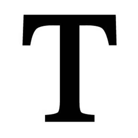 Letter T - Dr. Odd T