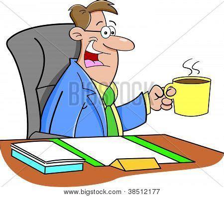 imagenes animadas tomando cafe vectores y fotos en stock de hombre de dibujos animados