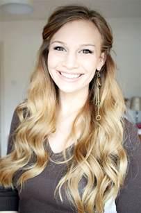 pics of wave hair princess wavy hair tutorial anna saccone joly