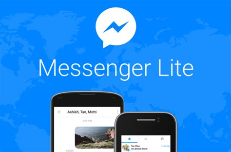 messenger apk update apk releases messenger lite a cut version of messenger for