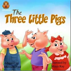 Children S Bedtime Stories 3 Pigs Miranda Paul Children S Author Is The Story Of The Three
