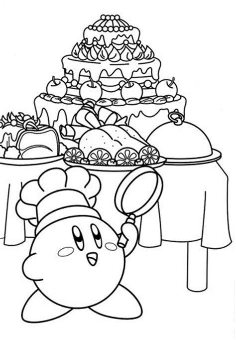 nintendo kirby coloring pages to print coloring cabin kirby coloring pages of nintendo kirby