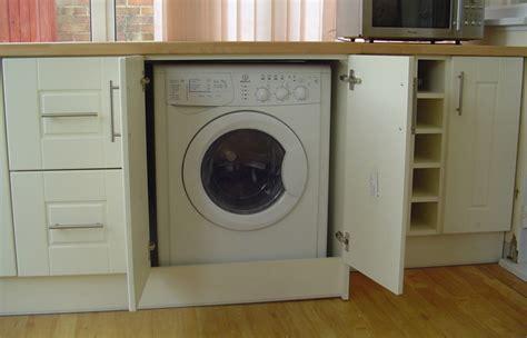 washing machine in kitchen design kitchen gallery
