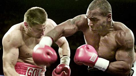 mike tyson best ko on this day andrew golota stunned onlookers when he quit