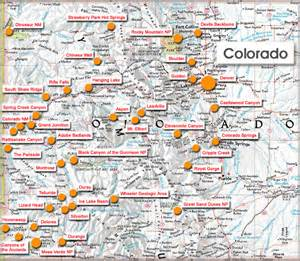 map of telluride colorado area