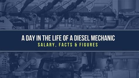 Diesel Mechanic Outlook by Diesel Mechanics Salary