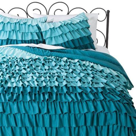 ruffle comforter set xhilaration target