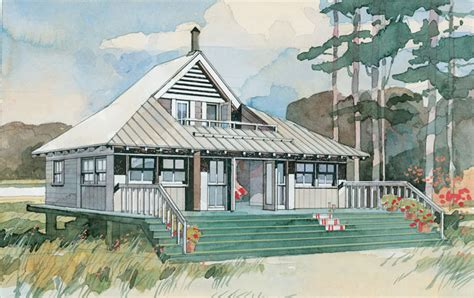 beach style home plans house plan thursday the beach bungalow plan