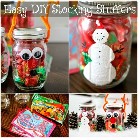 Handmade Stuffers - easy diy stuffers domestic