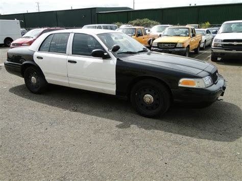 electronic toll collection 2007 ford crown victoria user handbook sell used 2007 ford crown victoria police interceptor in salem oregon united states