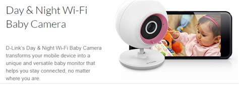 D Link Dcs 700l Wi Fi Baby Vision Two Way Limited d link dcs 700l wi fi baby day vision sound