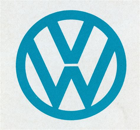 Image Gallery 1977 Vw Logo