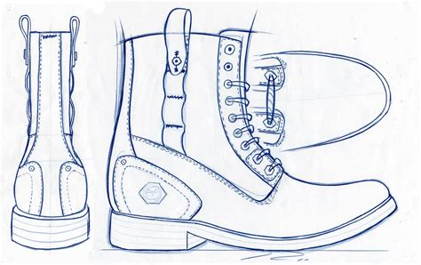 how to draw a military boat military boot drawing www imgkid the image kid has it