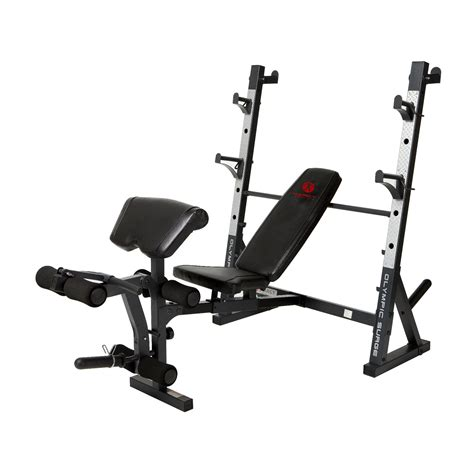 kmart bench press olympic surge bench sears