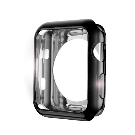 Sale Bumper Silicone Apple 38mm 42mm Series 1 2 3 original tpu protective for applewatch series 2