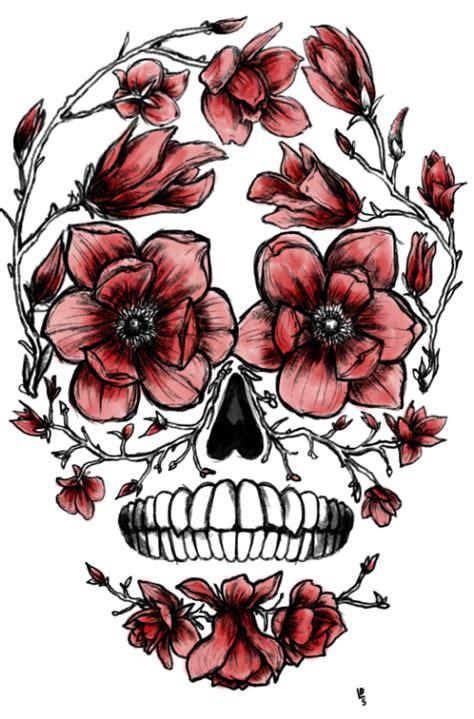 skull tattoos tumblr skull on