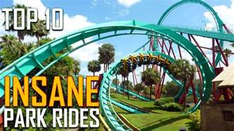 Rides In World Top 10 Scariest Theme Park Rides In The World