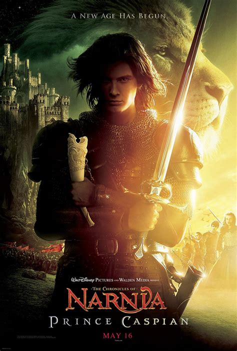 Book Review The Next Big Thing By Caspian by Adam S Friday A Review Of The Chronicles Of Narnia