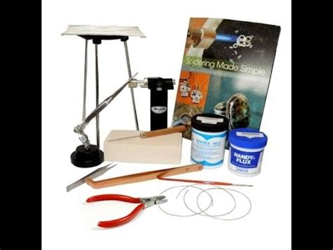 silversmith supplies silversmith starter kit silversmith tools 101 how to start