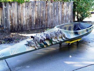 scull boats joining the secret club liveoutdoors - Scull Boat Duck Hunting