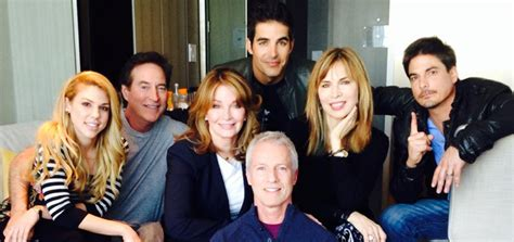 days of our lives the list of characters leaving keeps days of our lives cast interview in toronto