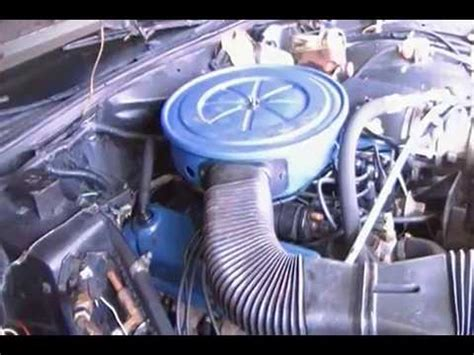 small engine maintenance and repair 1999 mercury grand marquis electronic valve timing 1984 mercury grand marquis youtube