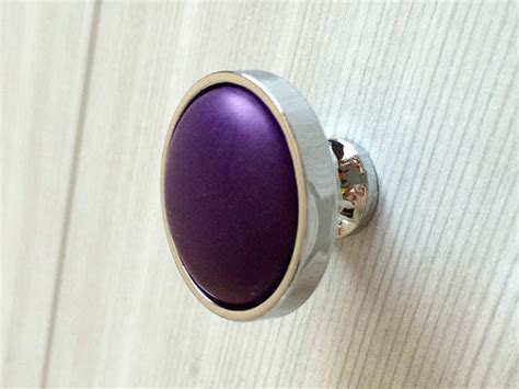 Purple Drawer Knobs by Purple Knobs Dresser Knob Pulls Drawer Pull By Lynnshardware