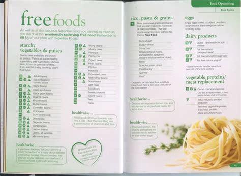 printable slimming world recipes slimming world food optimising book healthy meals