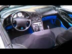 1998 eclipse gst custom interior daytime
