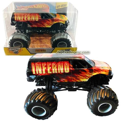 monster jam 1 24 scale monster jam 1 24 scale die cast body monster truck