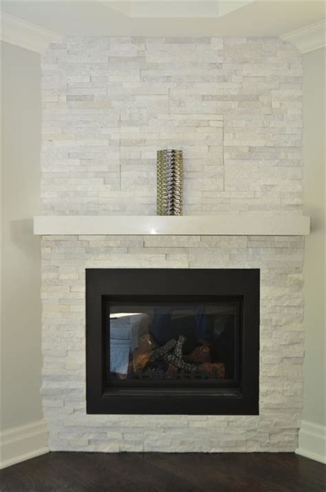 fireplace mantel tile white fireplace with a black mantle in place of
