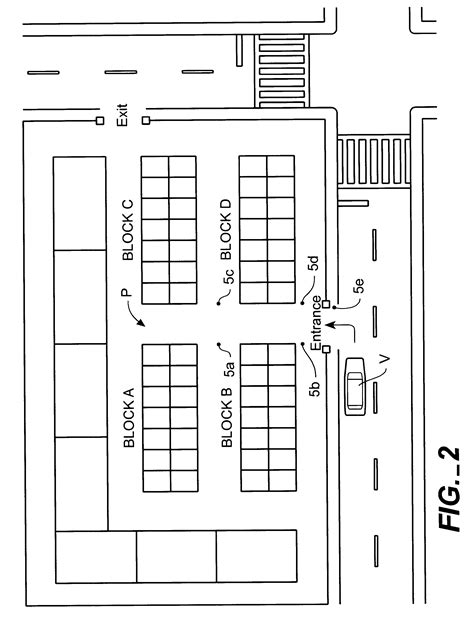 draw lots program patent us6650250 parking lot guidance system and parking