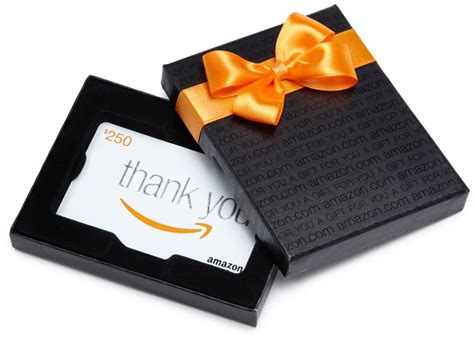 Gift Card And Promotional Code For Amazon - 250 amazon gift card giveaway