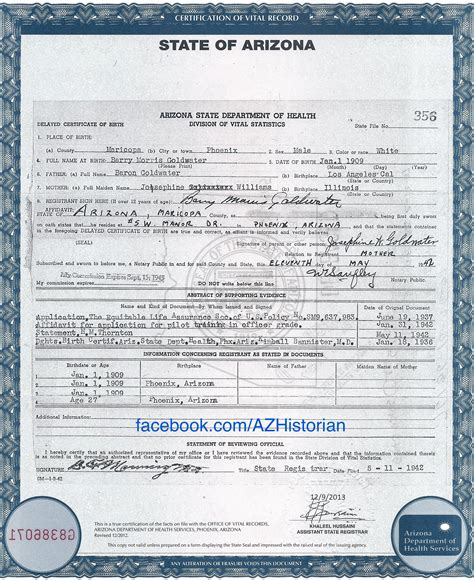 State Of Arizona Records Birth Certificates Awesome Pics Of Birth Certificate Az Business Cards And Resume