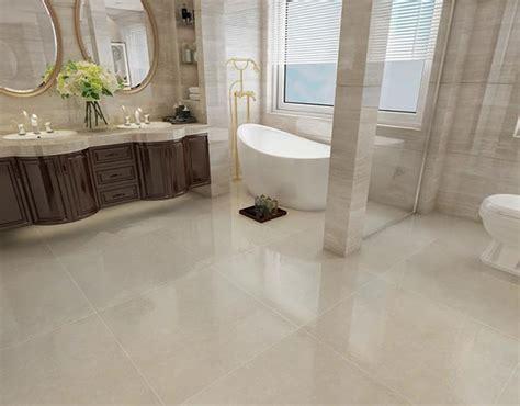 beige polished ceramic floor tilessize   mmmodel