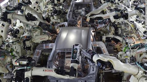 Toyota Assembly Line Toyota To Halt Production Across Japan For A Week Due To