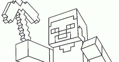 dibujos de minecraft para imprimir y colorear blogitecno dibujos sin colorear dibujos de minecraft para colorear