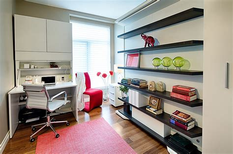 bedroom home office 25 creative bedroom workspaces with style and practicality