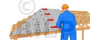 les plaques ondul 233 es toitures et couvertures mat 233 riaux