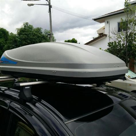 Which Roof Rack Fits Car by Roof Box Fits Thule Any Other Brand Roof Rack Car