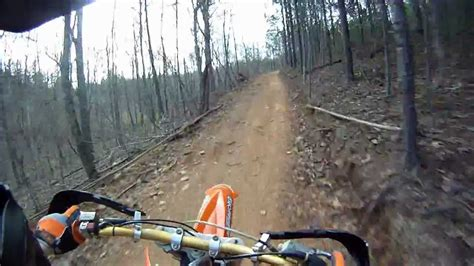Highland Park Ktm World Ktm Dirt Bike 2 Stroke Trail Crash