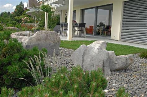 Garten Gestalten Findlinge by Gartengestaltung Mit Findlingen Findling Ch Steine F 252 R