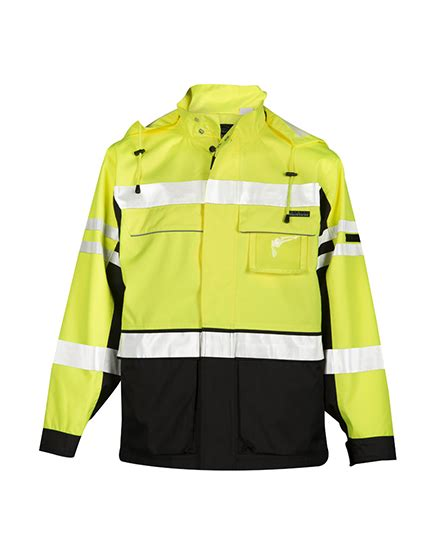 Bomber Marun Premium Series high visibility jackets bomber jacket class 3 traffic safety store